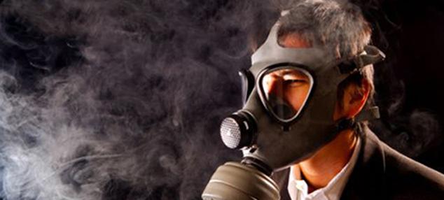 poele a granule odeur fumee